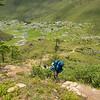 Onze volgende slaapplaats: Khumjung (3780 meter)