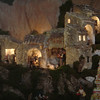 Kerststal in de St. Sulpice