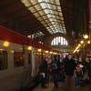 Aankomst in Gare du Nord