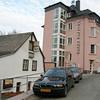 Ons hotel in Bad Elster, aan de duitse kant van de Duits-Tsjechische grens