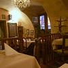 Uiterst geslaagd restaurant, Rainer Maria Rilke aan de Karoliny Svetle 25