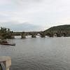 De beroemde Karelsbrug over de Moldau