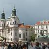 Alweer het Staromestska plein