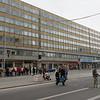 Typisch Oost-duits gebouw - voor zolang het er nog staat