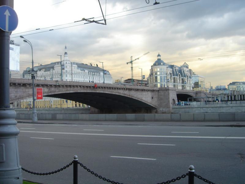 Wandeling rond Kremlin
