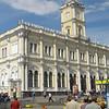Treinstation Leningrad