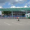Voetbalstadion Locomotiv