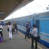 Instappen in Moskou
