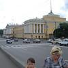 Gebouw in St Petersburg