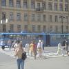 Trolley in St. Petersburg