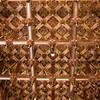 Palau Güell, een zeer bewerkelijk plafond