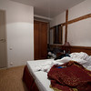 Onze hotelkamer
