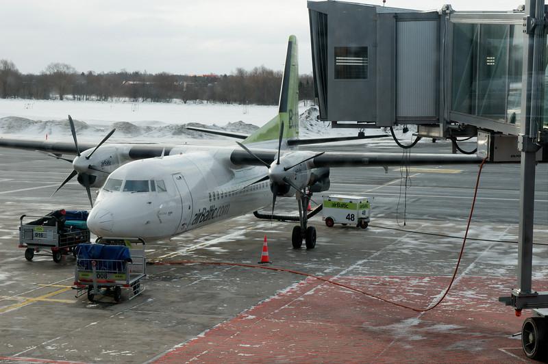 Fokker F50