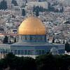 Jeruzalem - Vanaf de Olijfberg gefotografeerd