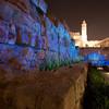 Oud Jeruzalem - Licht en geluidshow in de toren van David