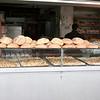 Lokale bakker in Jeruzalem