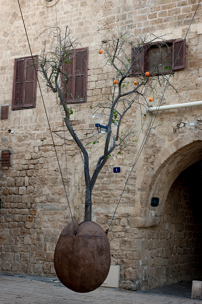 Sinasappel in Jaffa