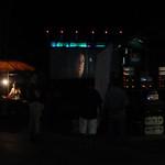 Openlucht bios in Kanchanaburi