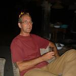 Jan, een van onze gastheren