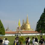 De tempel in de Grand Palace