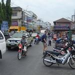 Eerste indruk Ayutthaya