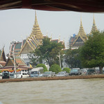 Grand Palace  vanaf busboot