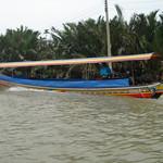 In zo'n boot varen wij ook