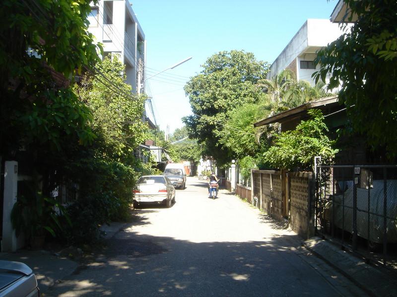Rust - een heel verschil met Bangkok