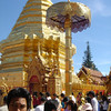 Indruk van Wat Prathat Doi Suthep