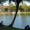 Park Lumphini in Bangkok