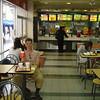McDonalds, op de laatste vakantiedag