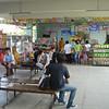Station in Suphan Buri