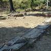 Opgraving van de nederlandse nederzetting