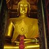 Zeer populaire tempel in Ayutthaya