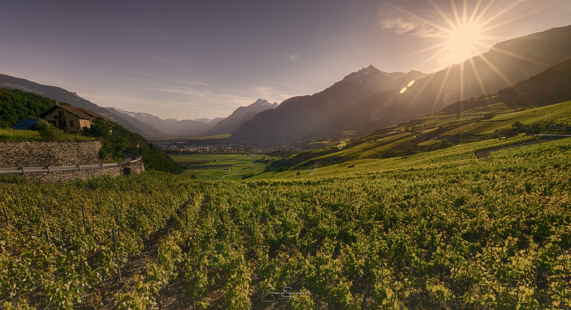 Living in Valais