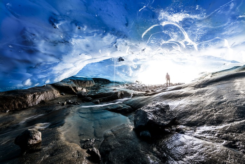 Inside Aletsch Glacier 2