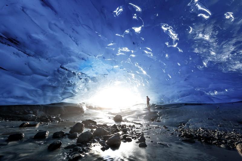 Inside Aletsch Glacier 3
