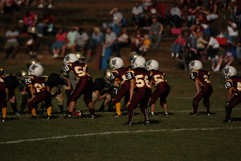 Valdese Football 2013