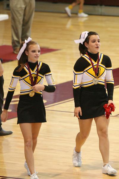 2008 Valdosta High Cheerleaders