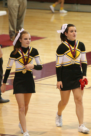 2008 Valdosta High Cheerleaders