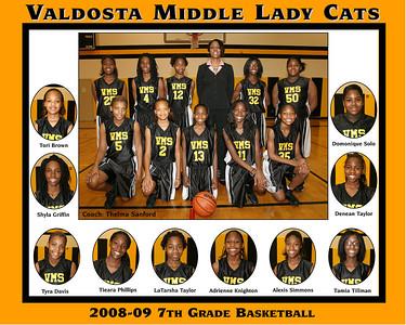 VMS 7th Grade Basketball
