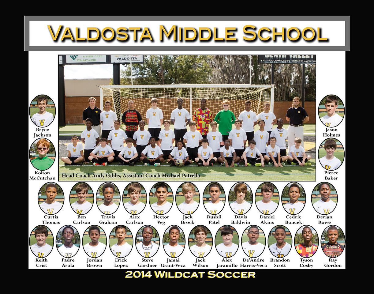 VMS Boys Team