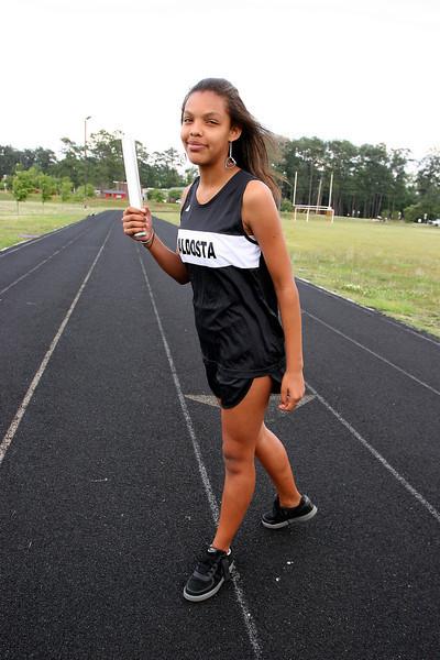 2008 VMS Girls Track
