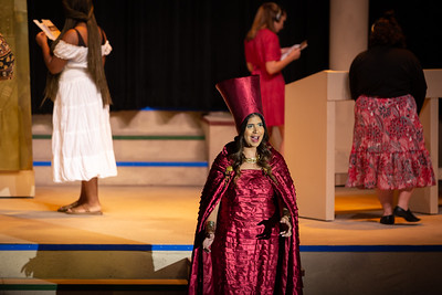 Valencia College producion of Aida, 2019