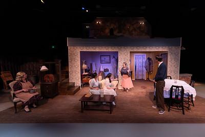 Brighton Beach Memoirs Valencia College Florida Black Box Theater.