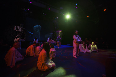 Valencia College presents 'CREATION: Births of Mythology'
