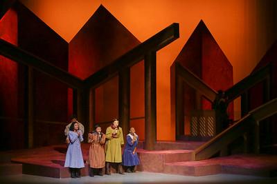 Valencia College Theater, Spring Awakining