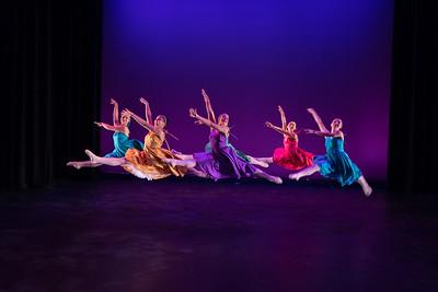 Valencia Dance 2018 Summer Repertory Concert
