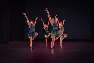 Valencia College Dance 2019 Choreographers Showcase.
