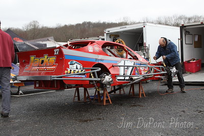 Valenti Modified Racing Series 2012